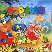 Rod Land, rares Nintendo NES-Spiel