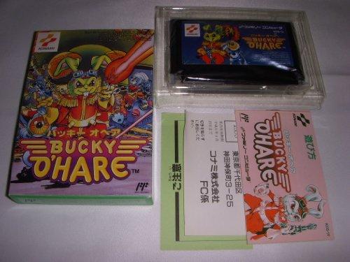 Bucky O'Hare, sehr selten für den NES
