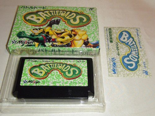 Battletoads, teures NES-Spiel