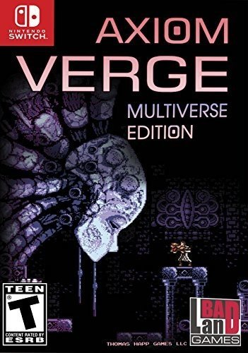 Axiom Verge (Multiverse Edition), Nintendo Switch