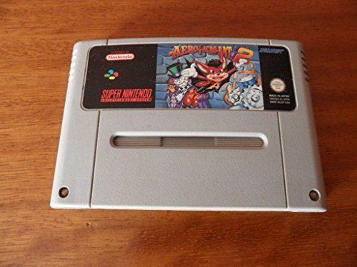 Aero The Acrobat 2, wertvolles SNES-Spiel