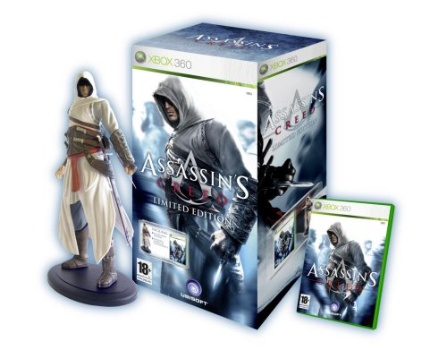 Assassin's Creed - limitierte Edition, sehr wertvoll X-Box 360