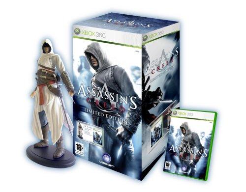 Assassin's Creed - limitierte Edition, sehr wertvoll X-Box 360