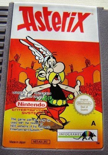 Asterix, Exot NES-Videospiel