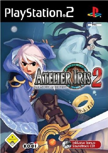 Atelier Iris 2: The Azoth of Destiny - Playstation 2