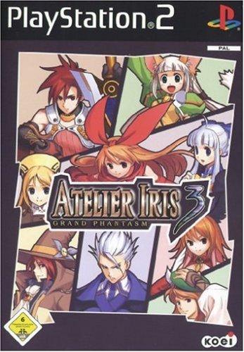 Atelier Iris 3 - Grand Phantasm, Sammlerspiel für PS2