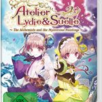Atelier Lydie & Suelle - The Alchemists and the Mysterious Paintings, Switch