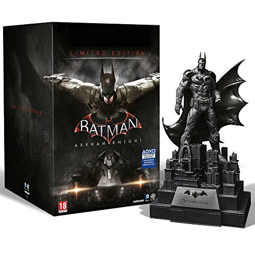 Batman: Arkham Knight (Limited Edition), sehr seltene Kollektion