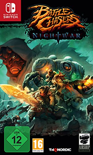 Battle Chasers - Nightwar, Nintendo Switch