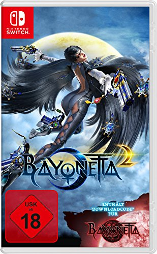 Bayonetta 2 inkl. Bayonetta 1 Download Code, Nintendo Switch
