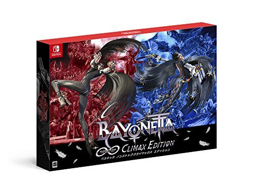 Bayonetta Climax Edition (jap.), Switch