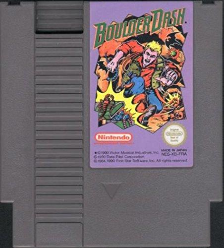 Boulder Dash für NES