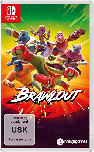 Brawlout - [Nintendo Switch]