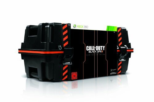 Call of Duty: Black Ops II – Care Package Edition,seltene Edition XBox 360