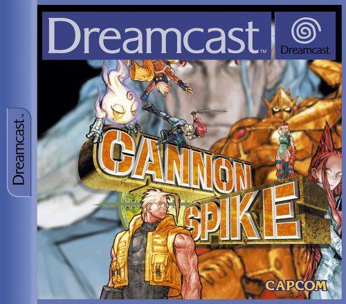 Cannon Spike, rares Dreamcast Videospiel