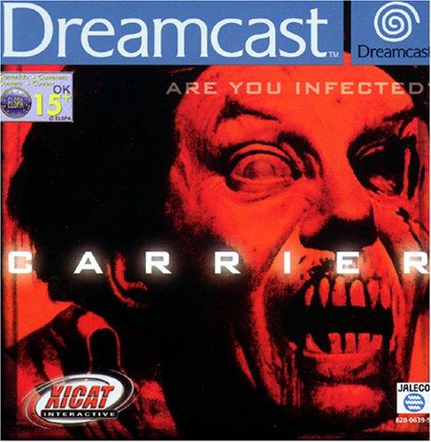 Carrier für die Sega Dreamcast