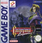 Castlevania Legends, rares Gameboy- Videospiel