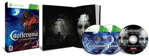 Castlevania - Lords of Shadow Limited Edition (us), seltenes Bundle X-Box 360