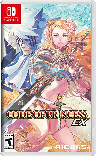 Code of Princess EX (us.), Nintendo Switch