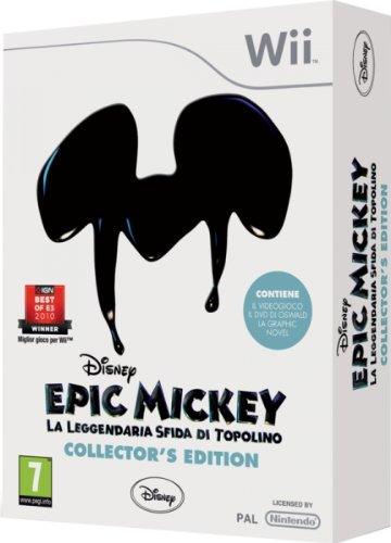 Disney Epic Mickey, wertvolles Wii-Spiel