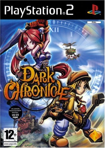 Dark Chronicles (PAL) - seltenes Spiel Sony PS2
