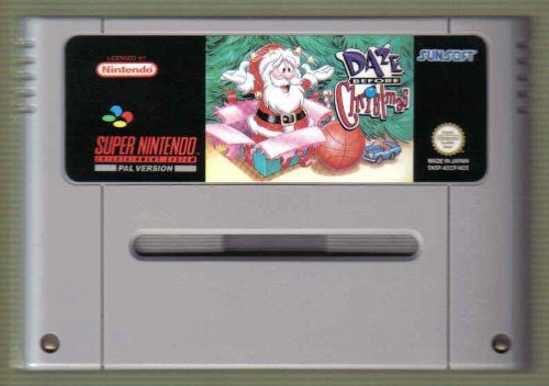 Daze Before Christmas, rares SNES-Spiel