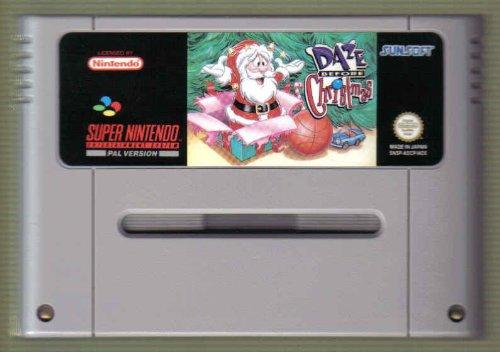 Daze Before Christmas, rares SNES-Spiel