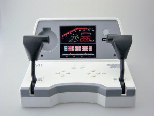 Densha de Go! for Shinkansen - Zugcontroller, selten Wii
