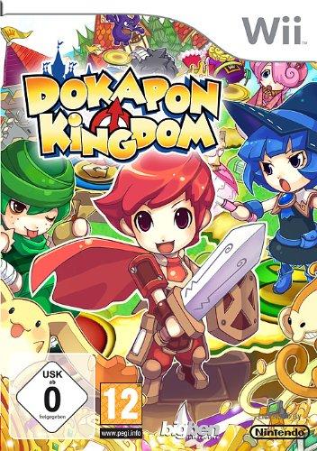 Dokapon Kingdom (PAL), seltenes Nintendo Wii Spiel