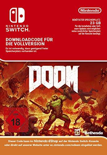 Doom | Switch - Download Code