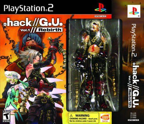 Dot .hack G.U. Vol. 1 - Rebirth (Premium Box Limited Edition, us.)für PS2, sehr selten