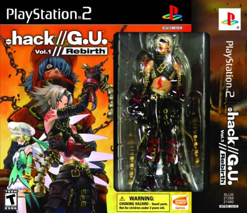Dot .hack G.U. Vol. 1 - Rebirth (Premium Box Limited Edition, us.)für PS2, sehr selten