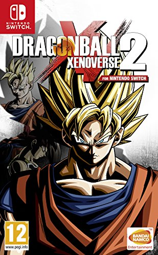 Dragon Ball Xenoverse 2 (Nintendo Switch) [UK IMPORT]