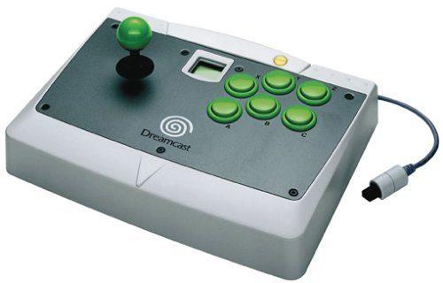 Dreamcast – Arcade Stick, stabiles Dreamcast Zubehör und selten