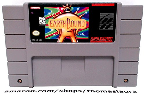 Earthbound (us.), wertvolles Videospiel Super Famicom / SNES