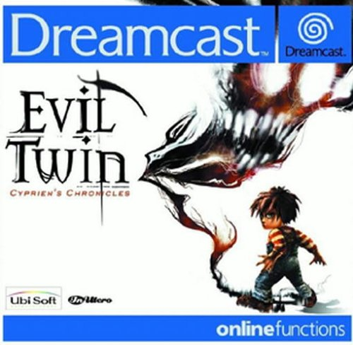 Evil Twin – Cyprien's Chronicles, rares DC-Spiel