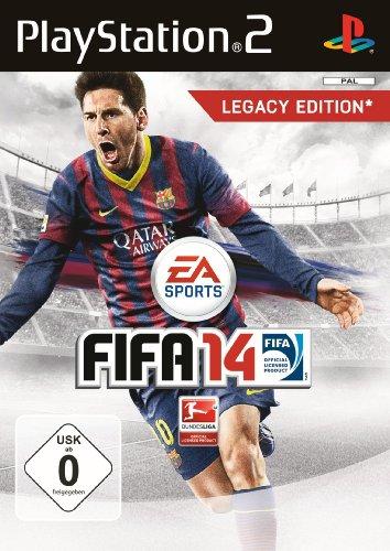 FIFA 14, seltenes Sportspiel Playstation 2