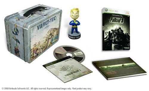 Fallout 3 - Collector's Edition, sehr selten für XBox 360