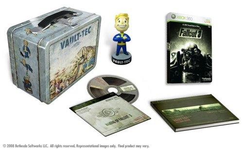 Fallout 3 - Collector's Edition, sehr selten für XBox 360