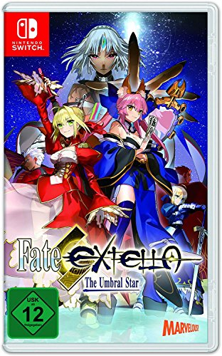 Fate/EXTELLA - The Umbral Star, Nintendo Switch