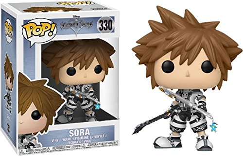 Funko Pop! Figur Kingdom Hearts Sora Gear Exclusive