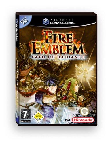 Fire Emblem - Path of Radiance, rares Rollenspiel für den Nintendo Gamecube