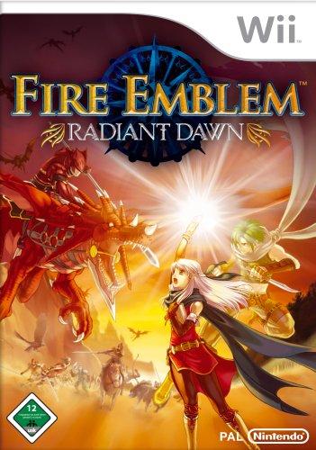 Fire Emblem - Radiant Dawn, seltenes Wii-Spiel