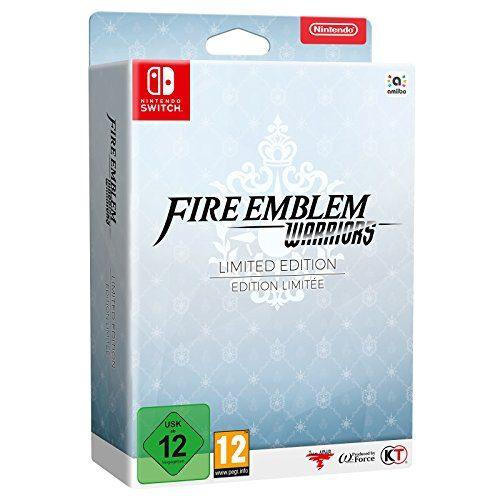 Fire Emblem Warriors - Limited Edition - [Nintendo Switch]