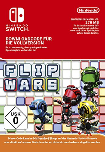 Flip Wars [Switch Download Code]