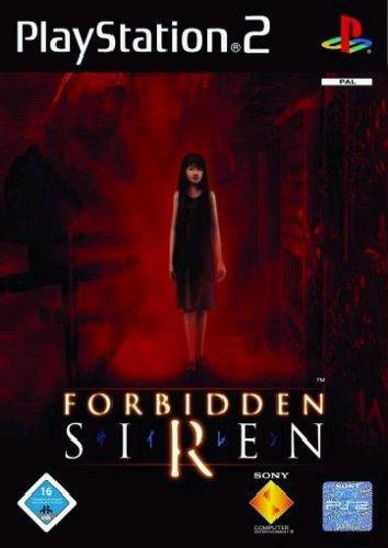 Forbidden Siren (PAL), sehr selten für PS2