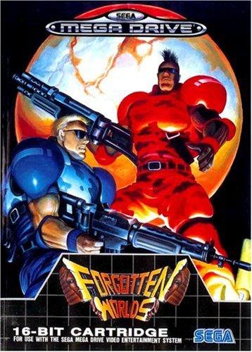 Forgotten World, seltenes Mega Drive-Spiel