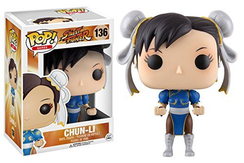 Funko POP! Vinylfigur Street Fighter Chun-Li