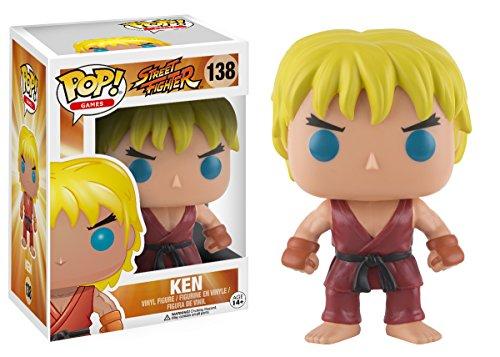 Funko POP! Vinylfigur Street Fighter Ken