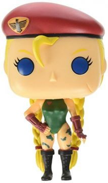 Funko POP! Vinylfigur Street Fighter Cammy